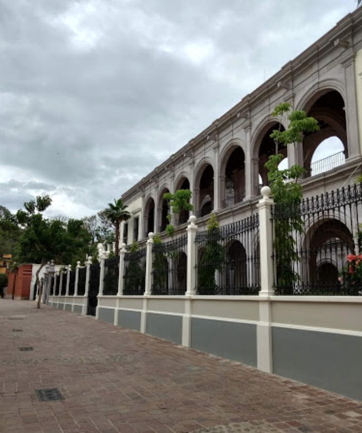 Tequila Museum Jose Cuervo